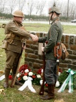 Christmas Truce, the 1914 way